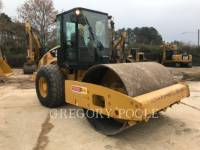 CATERPILLAR EINZELVIBRATIONSWALZE, GLATTBANDAGE CS56 equipment  photo 6