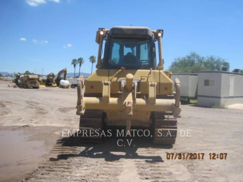 CATERPILLAR TRACTORES DE CADENAS D6N equipment  photo 8