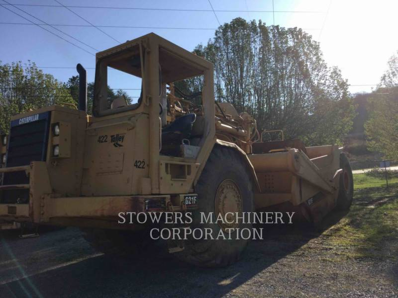 CATERPILLAR WHEEL TRACTOR SCRAPERS 621F TR equipment  photo 1