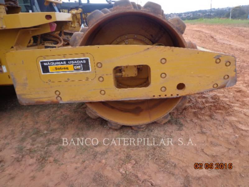CATERPILLAR SOPORTE DE TAMBOR ÚNICO VIBRATORIO CP56 equipment  photo 9