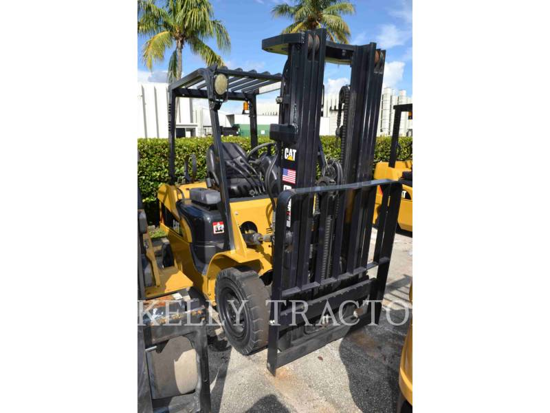 CATERPILLAR LIFT TRUCKS FORKLIFTS P5000LP equipment  photo 3