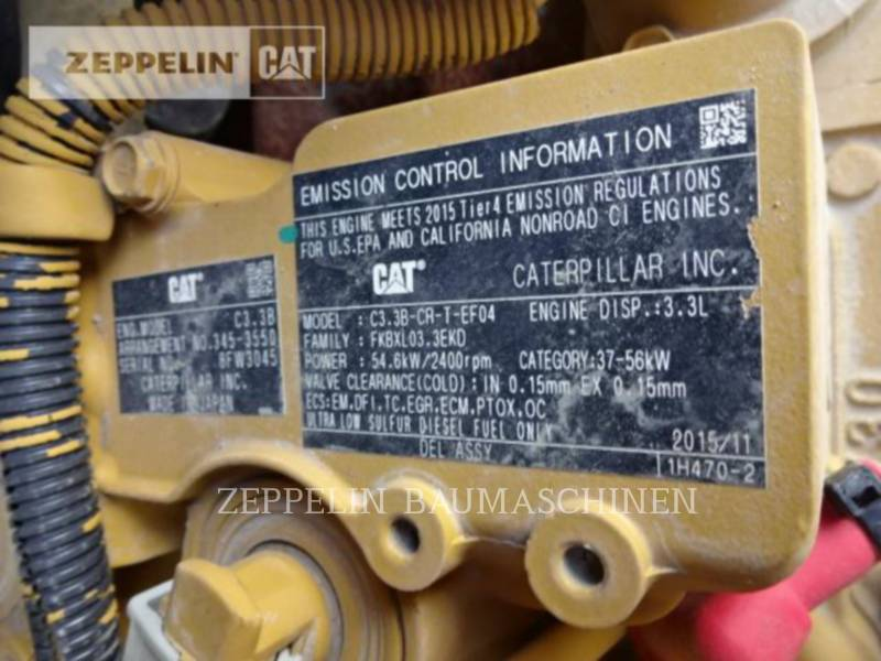 CATERPILLAR ŁADOWARKI ZE STEROWANIEM BURTOWYM 246D equipment  photo 18