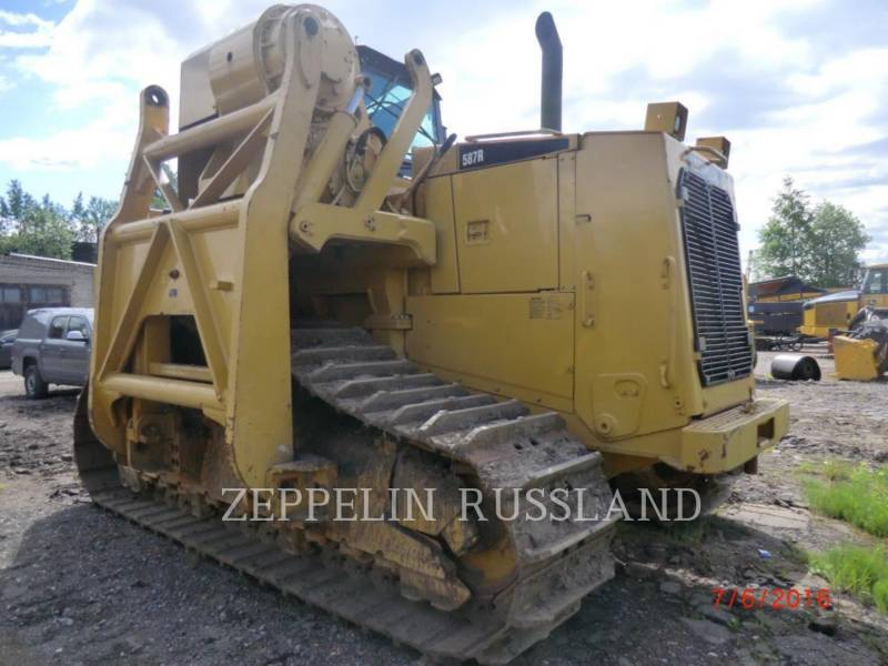 CATERPILLAR TIENDETUBOS 587R equipment  photo 4