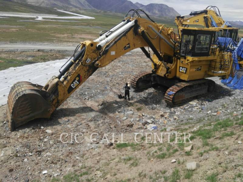 CATERPILLAR 鉱業用ショベル/油圧ショベル 6018 equipment  photo 1