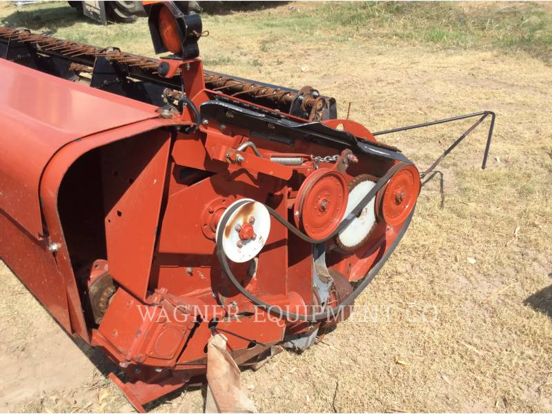 AGCO MATERIELS AGRICOLES POUR LE FOIN 9345 equipment  photo 8