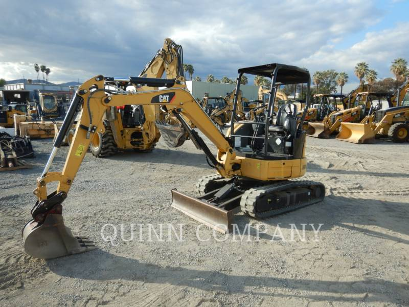 CATERPILLAR KOPARKI GĄSIENICOWE 303E CR equipment  photo 1