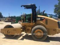 CATERPILLAR COMPATTATORE A SINGOLO TAMBURO VIBRANTE LISCIO CS44 equipment  photo 1