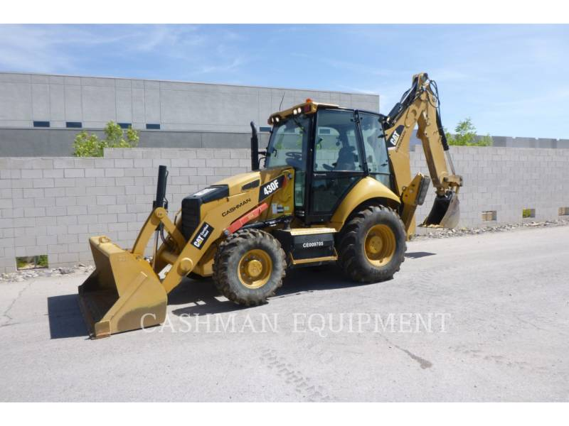 CATERPILLAR CHARGEUSES-PELLETEUSES 430FST equipment  photo 1