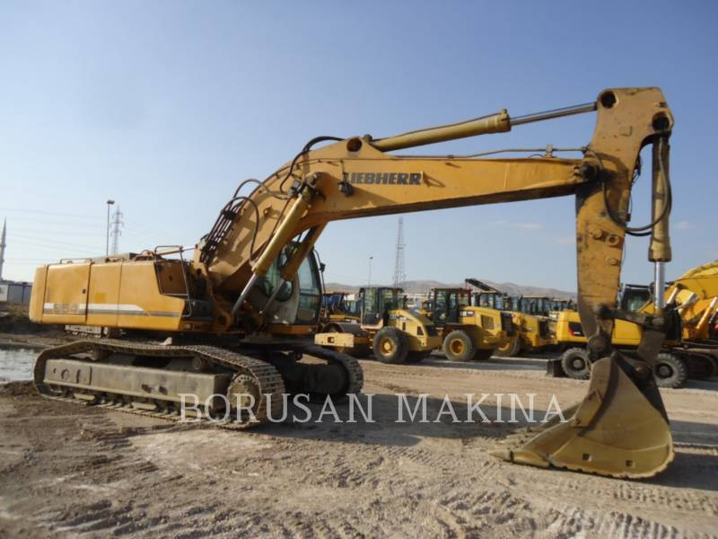 LIEBHERR MINING SHOVEL / EXCAVATOR R954C equipment  photo 5