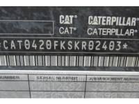 CATERPILLAR KOPARKO-ŁADOWARKI 420F 4EC P equipment  photo 14