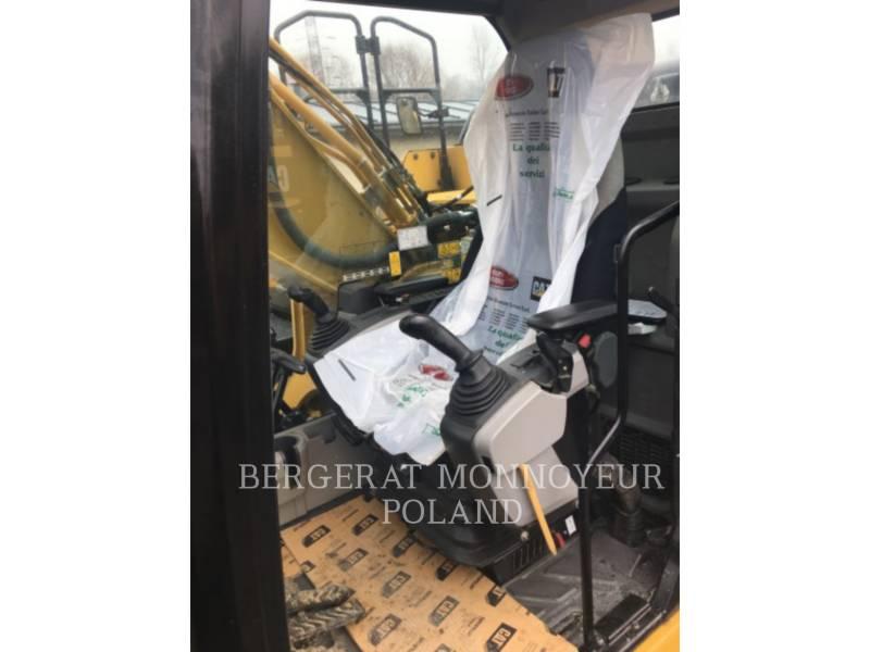 CATERPILLAR KETTEN-HYDRAULIKBAGGER 329E LN equipment  photo 3