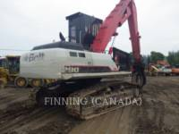 LINK-BELT CONSTRUCTION HOUTLADERS 290X2 equipment  photo 3