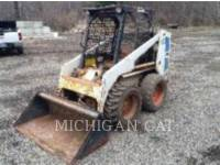 BOBCAT SKID STEER LOADERS 743 equipment  photo 1