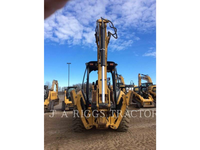 CATERPILLAR BACKHOE LOADERS 420F 4E equipment  photo 5