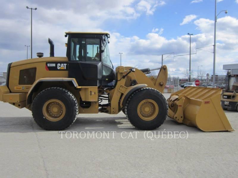 CATERPILLAR RADLADER/INDUSTRIE-RADLADER 938M equipment  photo 6