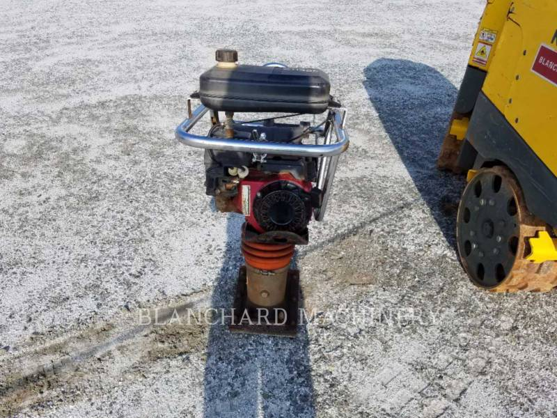 WACKER CORPORATION  VIBRATORY PLATE COMPACTOR TAMPJJRT66 equipment  photo 2