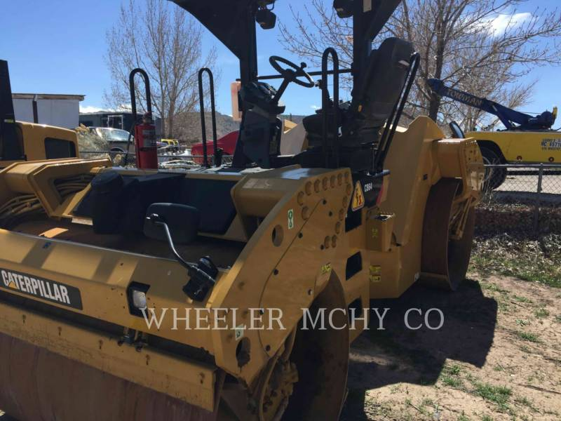 CATERPILLAR ASPHALT PAVERS CB64 equipment  photo 2