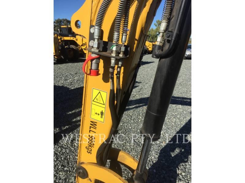 CATERPILLAR PELLES SUR CHAINES 303.5ECR equipment  photo 6