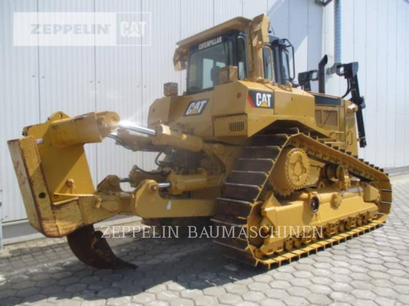 CATERPILLAR TRACTORES DE CADENAS D8R equipment  photo 4