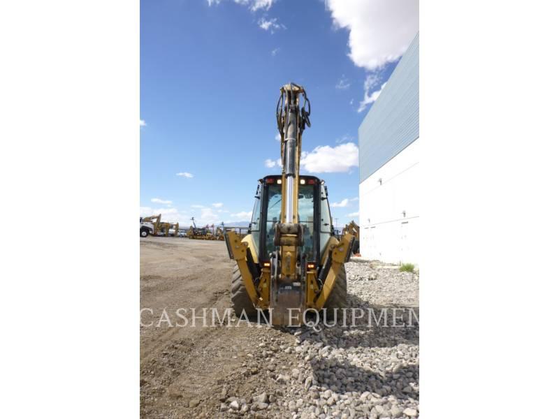 CATERPILLAR RETROESCAVADEIRAS 430FST equipment  photo 6