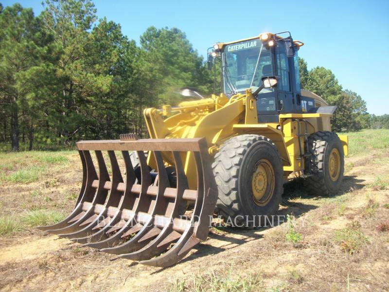 CATERPILLAR WHEEL LOADERS/INTEGRATED TOOLCARRIERS 938H equipment  photo 2