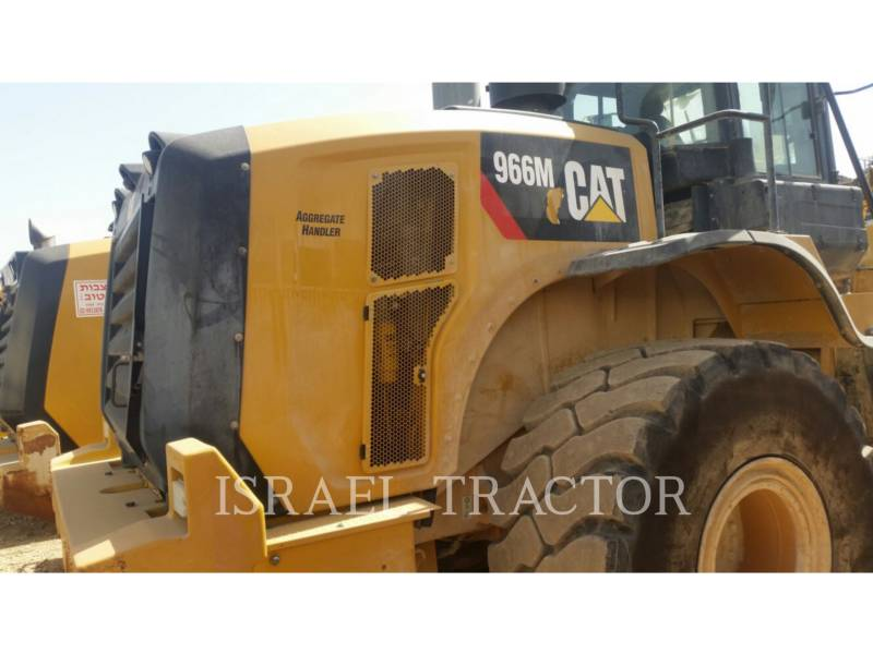 CAT TRADE-IN RADLADER/INDUSTRIE-RADLADER 966M equipment  photo 1