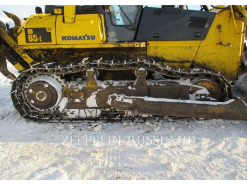 KOMATSU TRACK TYPE TRACTORS D 65 E-12 equipment  photo 5