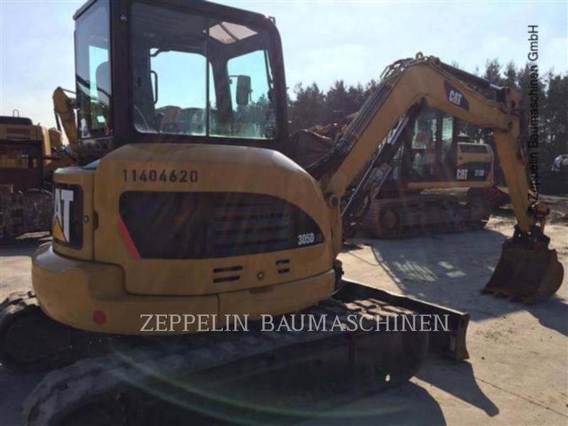 CATERPILLAR RUPSGRAAFMACHINES 305DCR equipment  photo 5