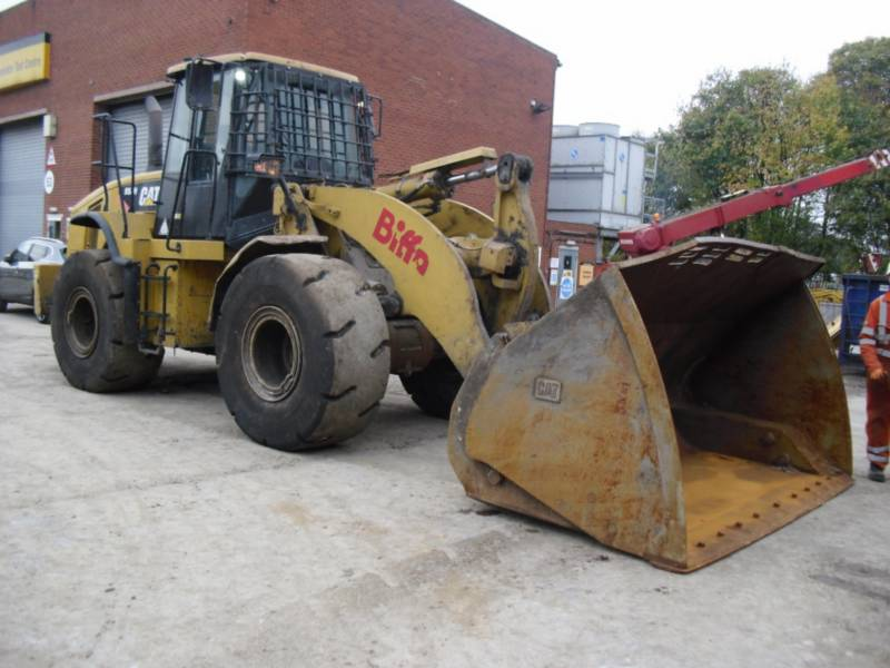 CATERPILLAR RADLADER/INDUSTRIE-RADLADER 950H equipment  photo 5