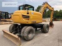 TEREX CORPORATION WHEEL EXCAVATORS TW110 equipment  photo 3