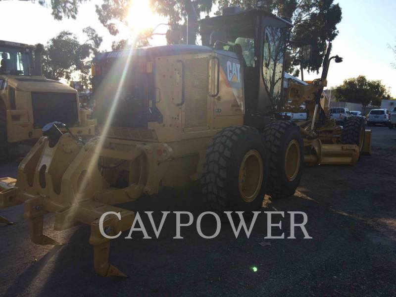 CATERPILLAR MOTORGRADER 140MAWD equipment  photo 3