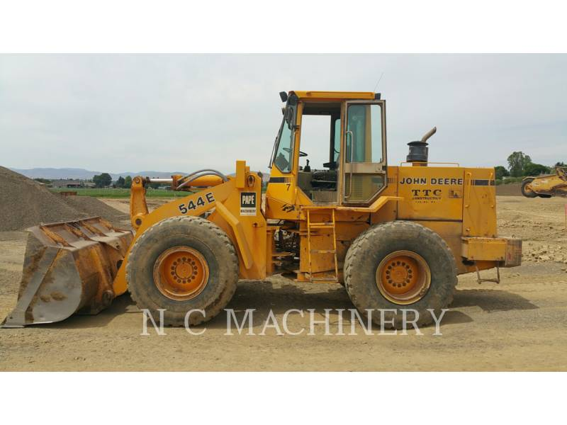 JOHN DEERE RADLADER/INDUSTRIE-RADLADER 544E equipment  photo 6