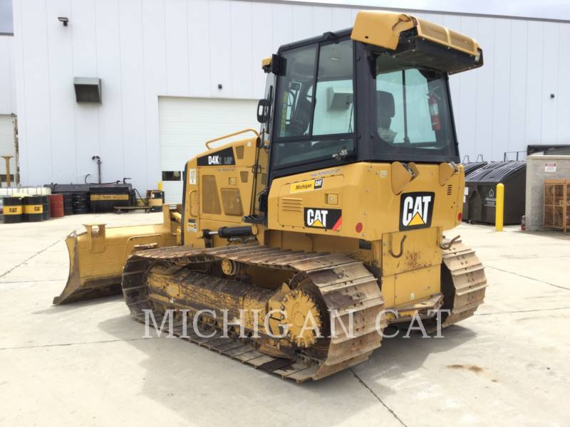 CATERPILLAR TRACK TYPE TRACTORS D4K2L CAGSALT equipment  photo 4