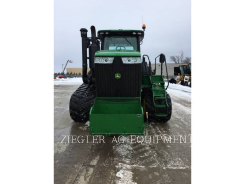 DEERE & CO. AG TRACTORS 9560RT equipment  photo 3