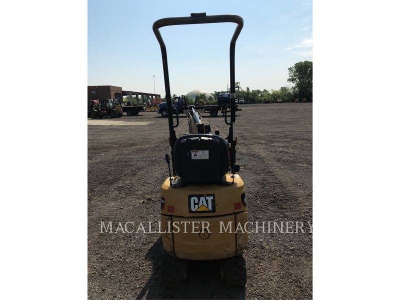 CATERPILLAR KETTEN-HYDRAULIKBAGGER 300.9D equipment  photo 3