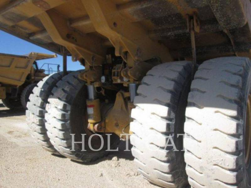 CATERPILLAR OFF HIGHWAY TRUCKS 775D equipment  photo 7