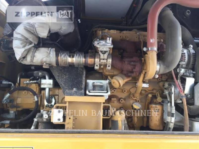 CATERPILLAR ホイール油圧ショベル M314F equipment  photo 16