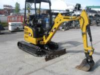 CATERPILLAR KETTEN-HYDRAULIKBAGGER 301.7D CR equipment  photo 1