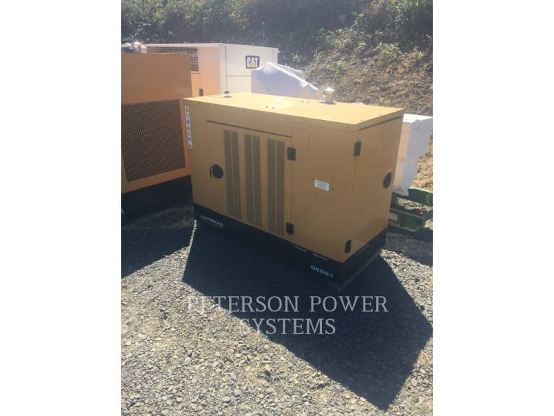 CATERPILLAR STATIONARY GENERATOR SETS 25KW OLY equipment  photo 1