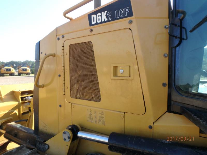 CATERPILLAR TRACTEURS SUR CHAINES D6K2LGP equipment  photo 24