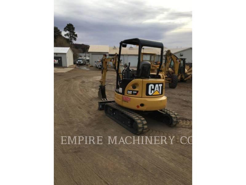 CATERPILLAR EXCAVADORAS DE CADENAS 303E OR equipment  photo 4