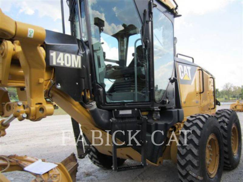 CATERPILLAR MOTONIVELADORAS 140M equipment  photo 7