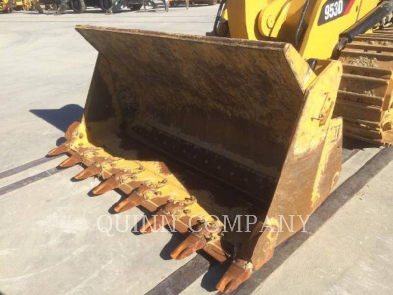 CATERPILLAR CARGADORES DE CADENAS 953D equipment  photo 8