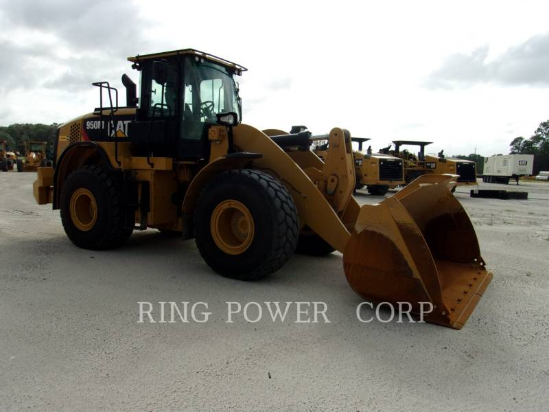 CATERPILLAR CARGADORES DE RUEDAS 950MQC equipment  photo 2