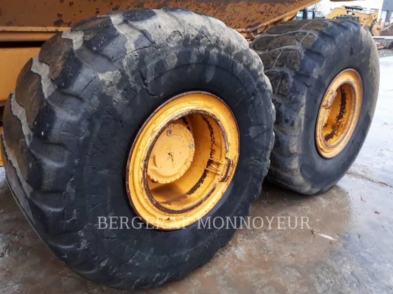 VOLVO CONSTRUCTION EQUIPMENT アーティキュレートトラック A30 equipment  photo 12