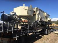 METSO MINERALS CONCASSEURS NWGP220D equipment  photo 4