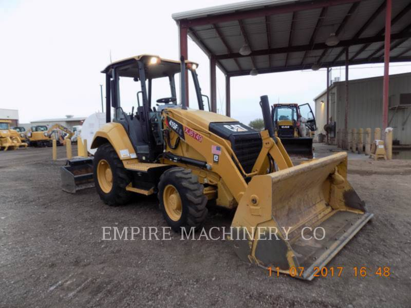 CATERPILLAR 産業用ローダ 415F2IL equipment  photo 2