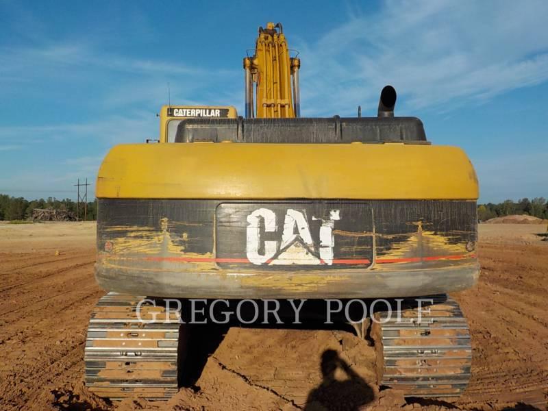 CATERPILLAR TRACK EXCAVATORS 330C L equipment  photo 13