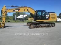 CATERPILLAR KETTEN-HYDRAULIKBAGGER 330FLN equipment  photo 2
