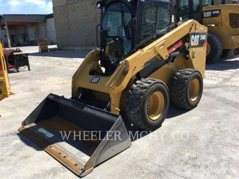 CATERPILLAR MINICARREGADEIRAS 246D C3-H2 equipment  photo 4
